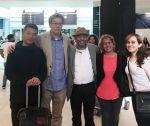 中国诗人首次参加多米尼加国际诗歌周