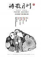 《诗歌月刊》2020年12期目录