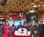 36届青春诗会参会诗人一度、叶丹诗集发布暨签售会在安徽黄山举行
